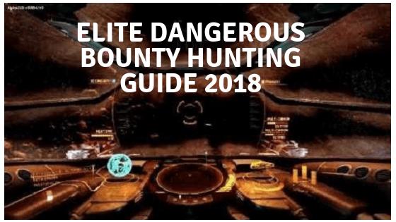 Elite Dangerous Bounty Hunting Guide