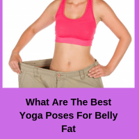 best yoga poses for belly fat