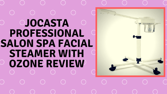 """icarus """"jocasta"""" professional salon spa facial steamer with ozone"""