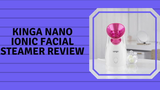 best nano ionic facial steamer
