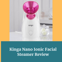 Kinga Nano Ionic Facial Steamer Review