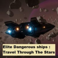 Elite Dangerous ships