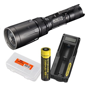 Nitecore Rechargeable Tactical Flashlight