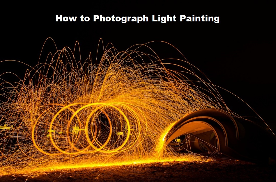 Photograph Light Painting