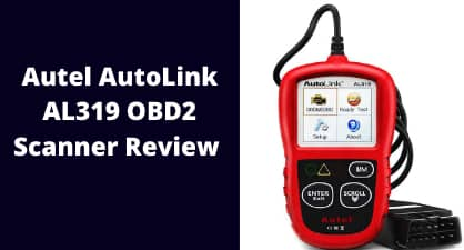 Autel AutoLink AL319 OBD2 Scanner Review Explaining With Its Feature and Benefit