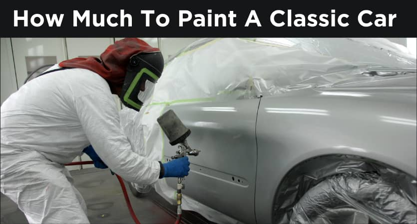 How Much To Paint A Classic Car