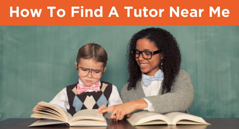 How To Find A Tutor Near Me